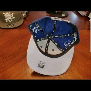 Men's Dallas cowboys snapback hat